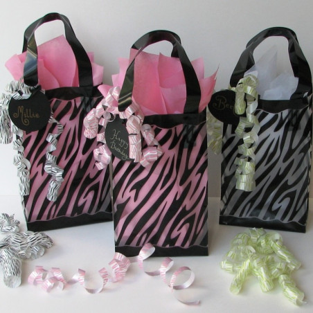 Zebra party pack