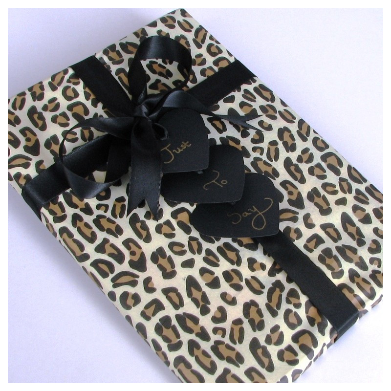 Leopard gift pack