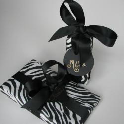 Zebra gift pack