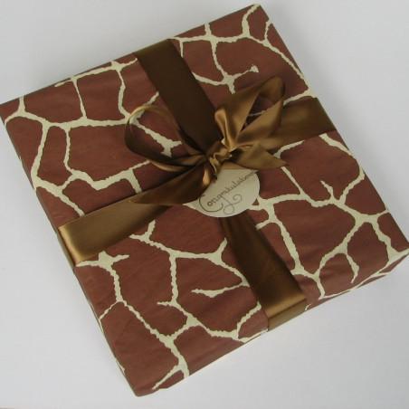 Giraffe gift pack