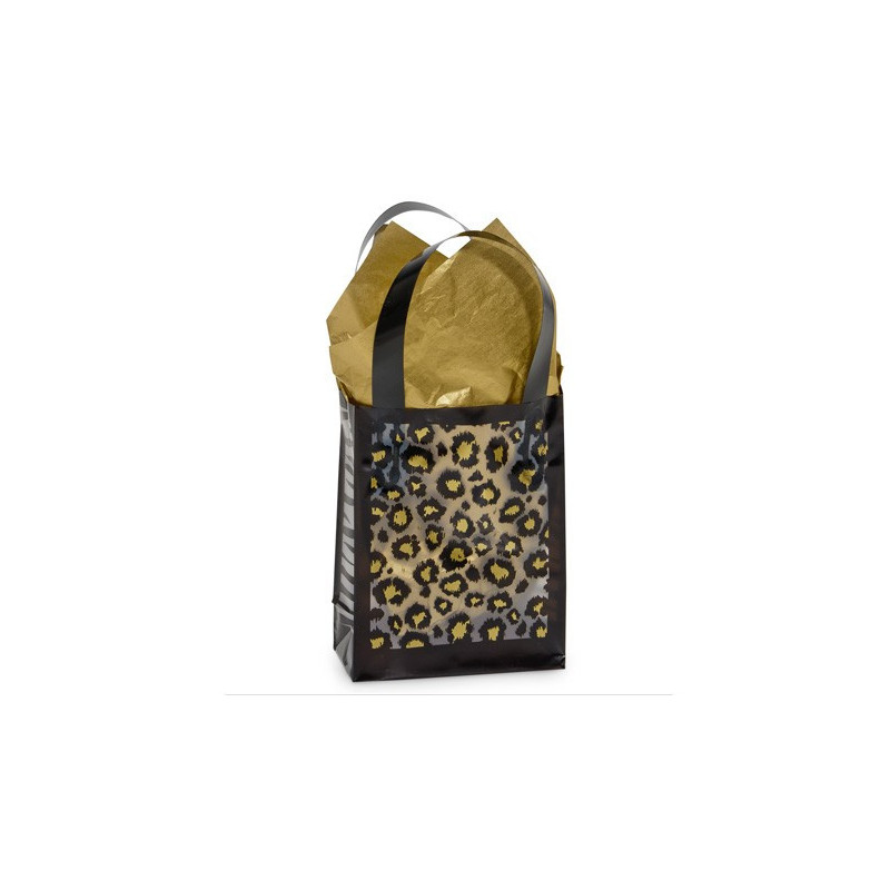 Frosted safari gift bag