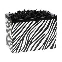 Zebra basket