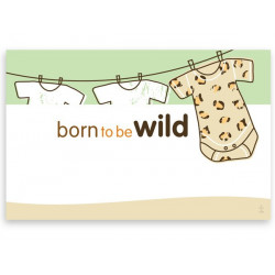 Born to be wild tag