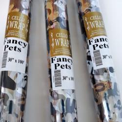Fancy dogs cello roll